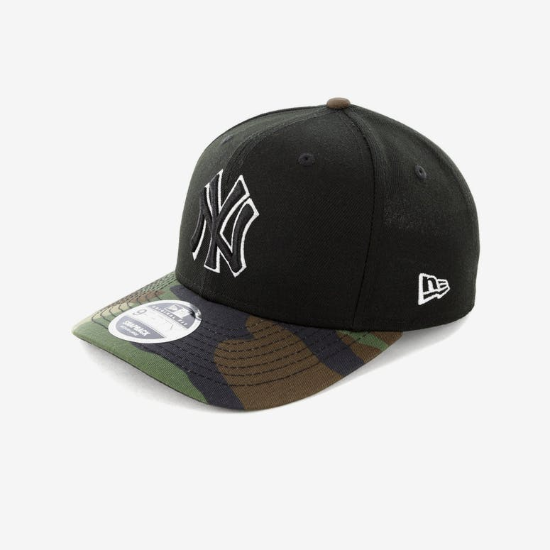 eeeef91ef16 New Era New York Yankees 9FIFTY Original Fit Precurve Snapback Black C – Culture  Kings