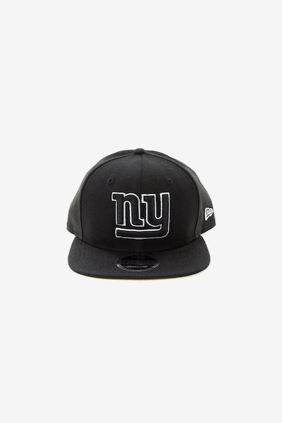New Era New York Giants 950 Original Fit Snapback Black/White