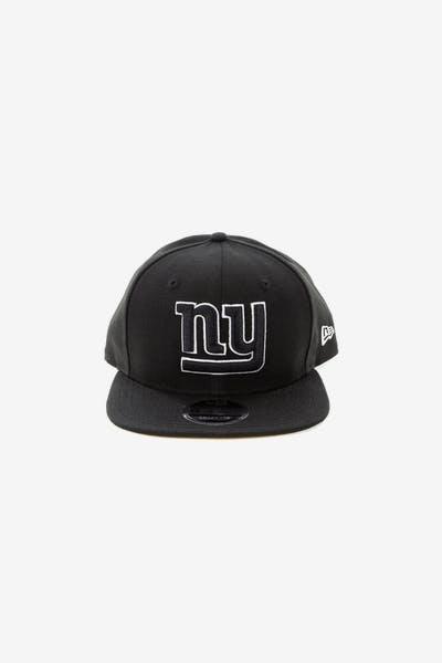 New Era New York Giants 9FIFTY Original Fit Snapback Black White 8e9914699