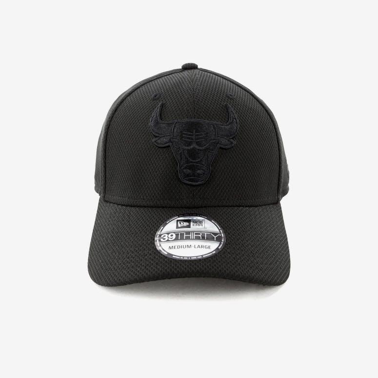 New Era Chicago Bulls 3930 Stretch Fit Black – Culture Kings 51d88668429
