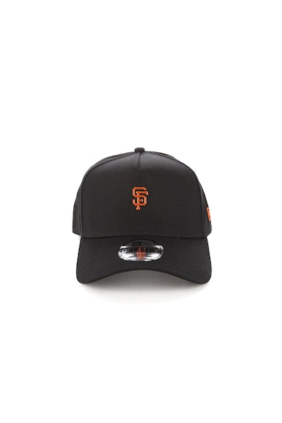 New Era San Francisco Giants TPU 940 A-Frame Snapback Black