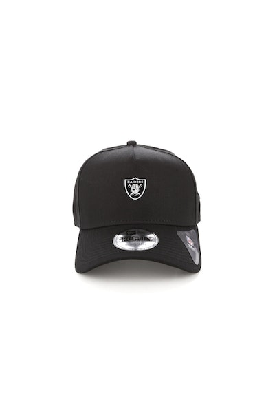 New Era Oakland Raiders TPU 940 A-Frame Snapback Black