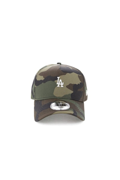 New Era Los Angeles Dodgers TPU 940 A-Frame Snapback Camo