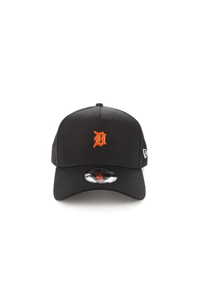 New Era Detroit Tigers TPU 940 A-Frame Snapback Black