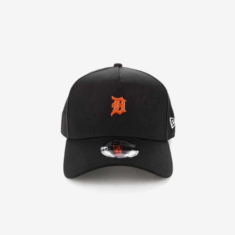 9ae896ed63f New Era Detroit Tigers TPU 9FORTY A-Frame Snapback Black – Culture Kings