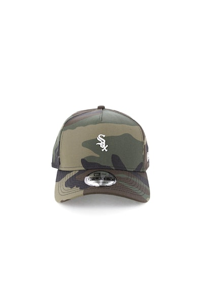New Era Chicago White Sox TPU 940 A-Frame Snapback Camo