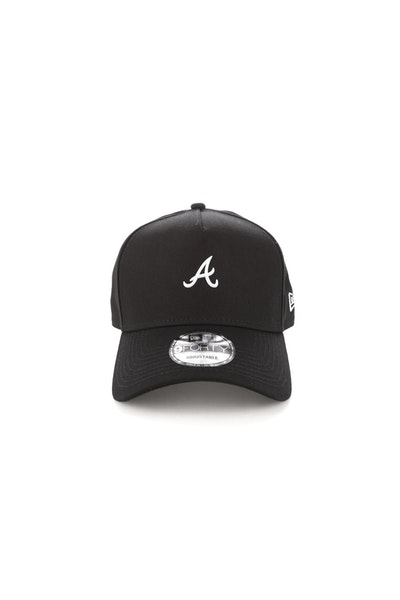 New Era Atlanta Braves TPU 940 A-Frame Snapback Black