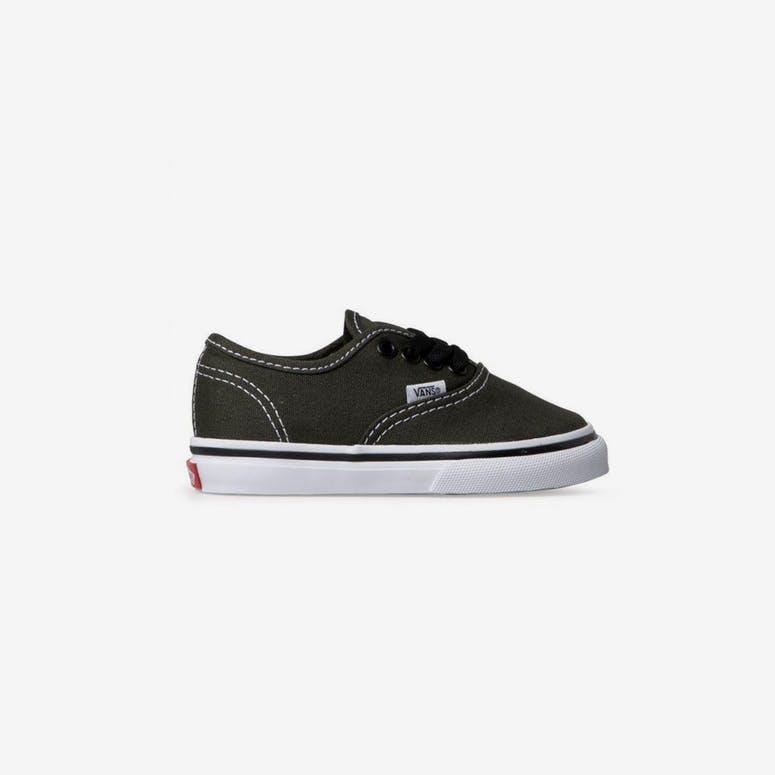 Vans Toddler Authentic Olive White – Culture Kings 8a6cc27d1