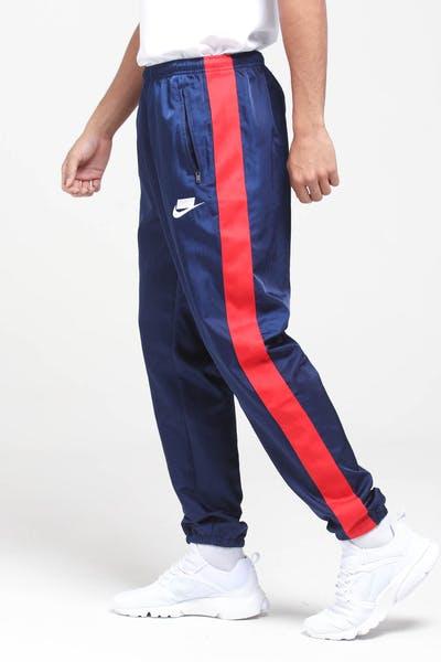 1d41ed29cbd9ad Nike NSW Pants Royal Red White