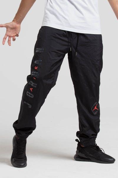 97e82f2c171bfa Jordan SRT LGC AJ6 Nylon Pant Black