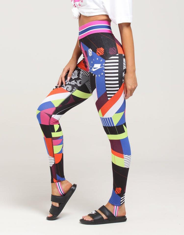3c30510f Nike Women's Nike Sportswear NSW Leggings Black/White