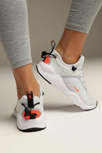 newest aa34e e0149 Nike Women s Air Huarache City Move Platinum Crimson