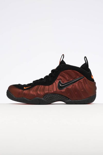 Nike Air Foamposite Pro Crimson/Black