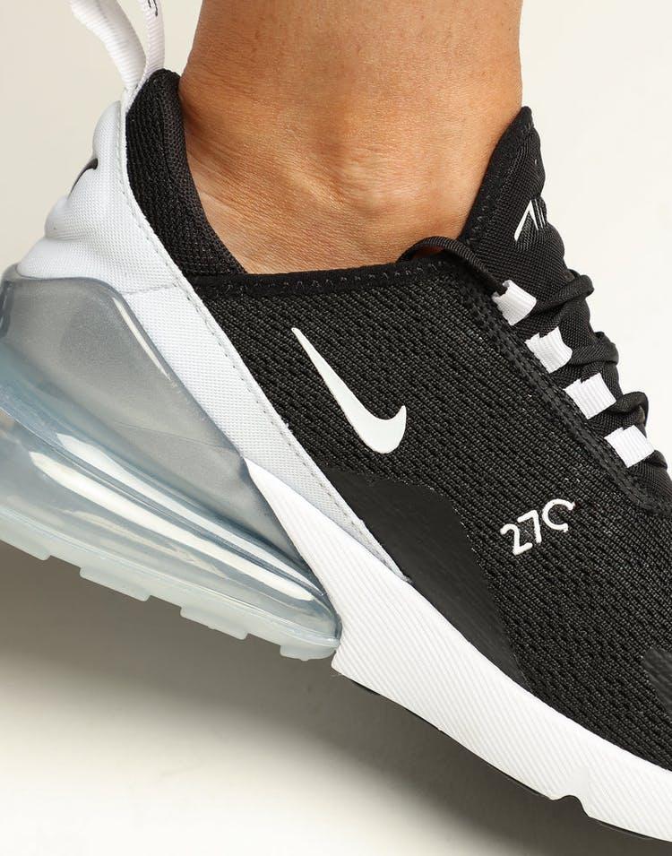 buy online 978ea b388e Nike Women's Nike Air Max 270 Black/White/White