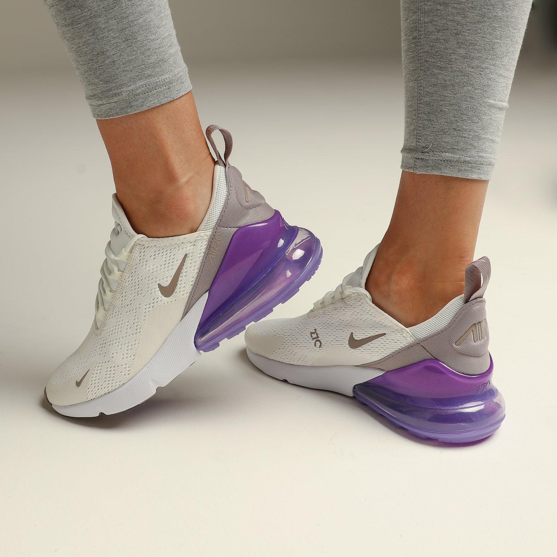 Kids Nike Air Max 270 Beige Candy Multi