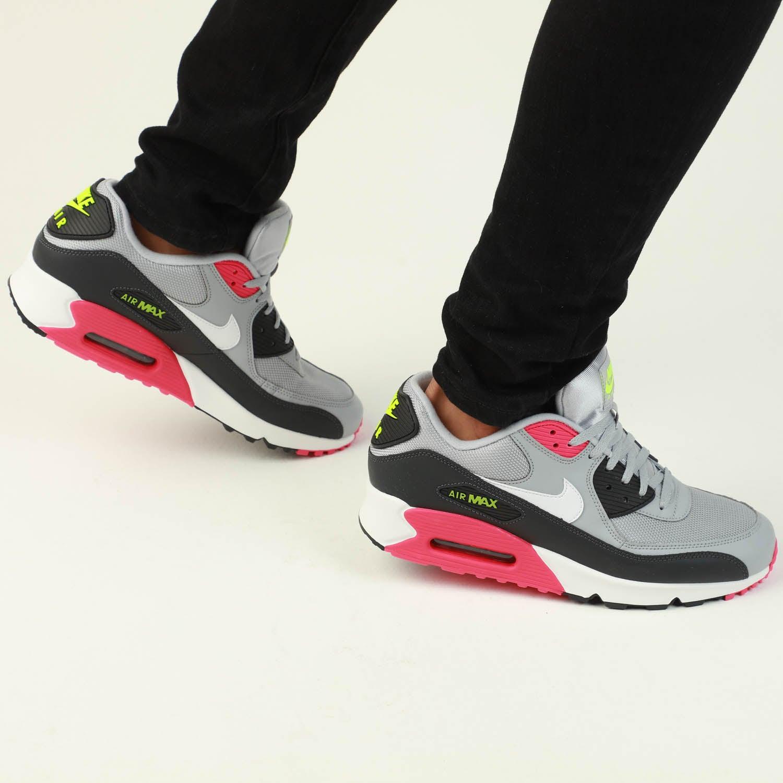 Nike Air Max 90 Print PinkWhite Camo