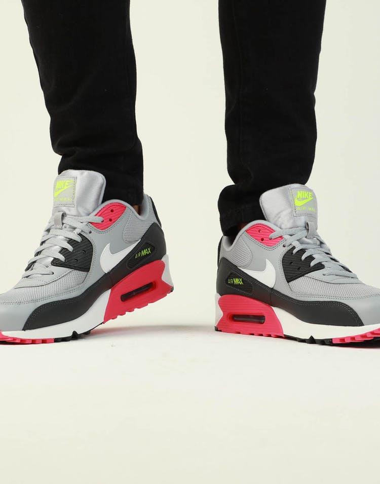 super popular 8aabf a88b7 Nike Air Max  90 Essential Grey Pink White