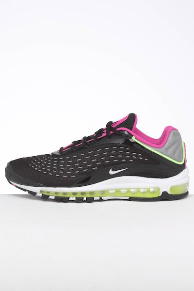 finest selection 44748 e8fd2 Nike Air Max Deluxe Black Reflective ...