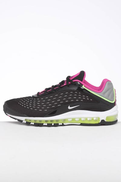 d323626bd7 Nike Air Max Deluxe Black/Reflective