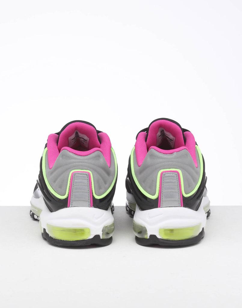 Sneaker   Nike Herren AIR MAX 270 WhiteHabanero RedPure PlatinumGame Royal — Eremea
