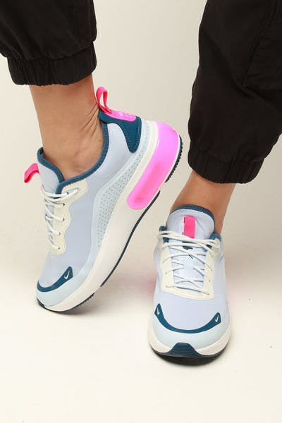 Nike Women's Air Max DIA White/Blue/Pink