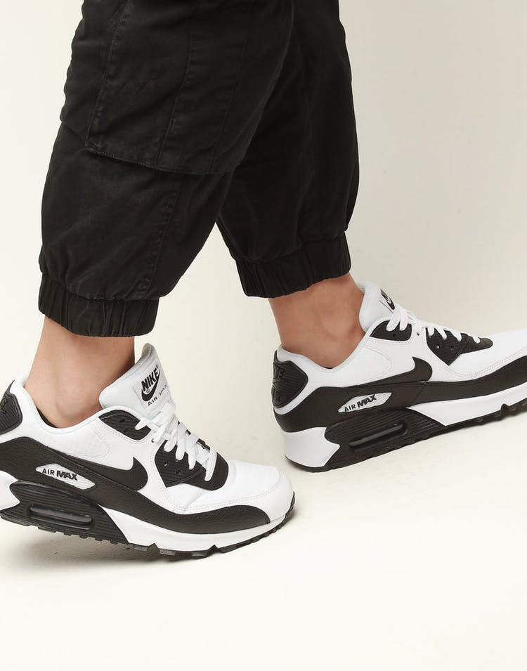 huge discount 63445 549df Nike Women's Air Max 90 White/Black/White