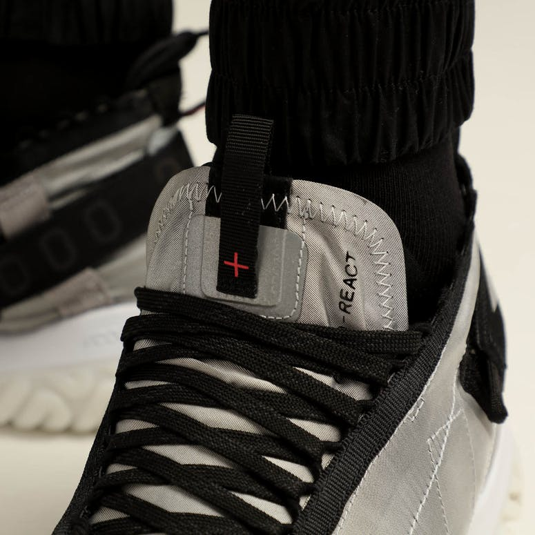 Jordan Proto-React Silver/Black