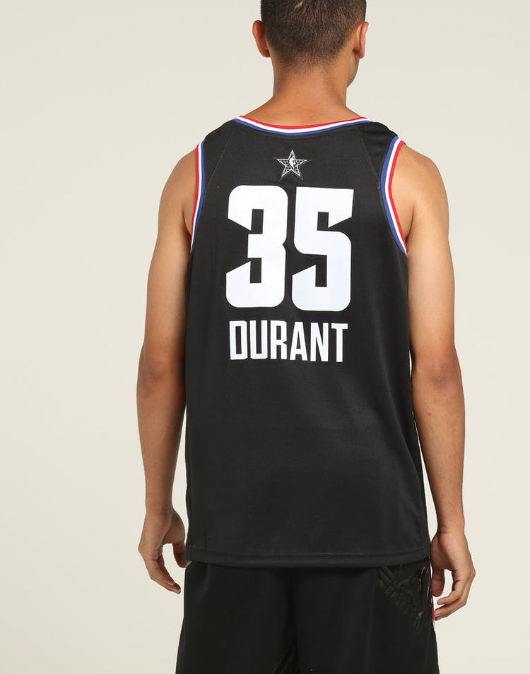 ASW Kevin Durant #35 All-Star Edition Swingman Black