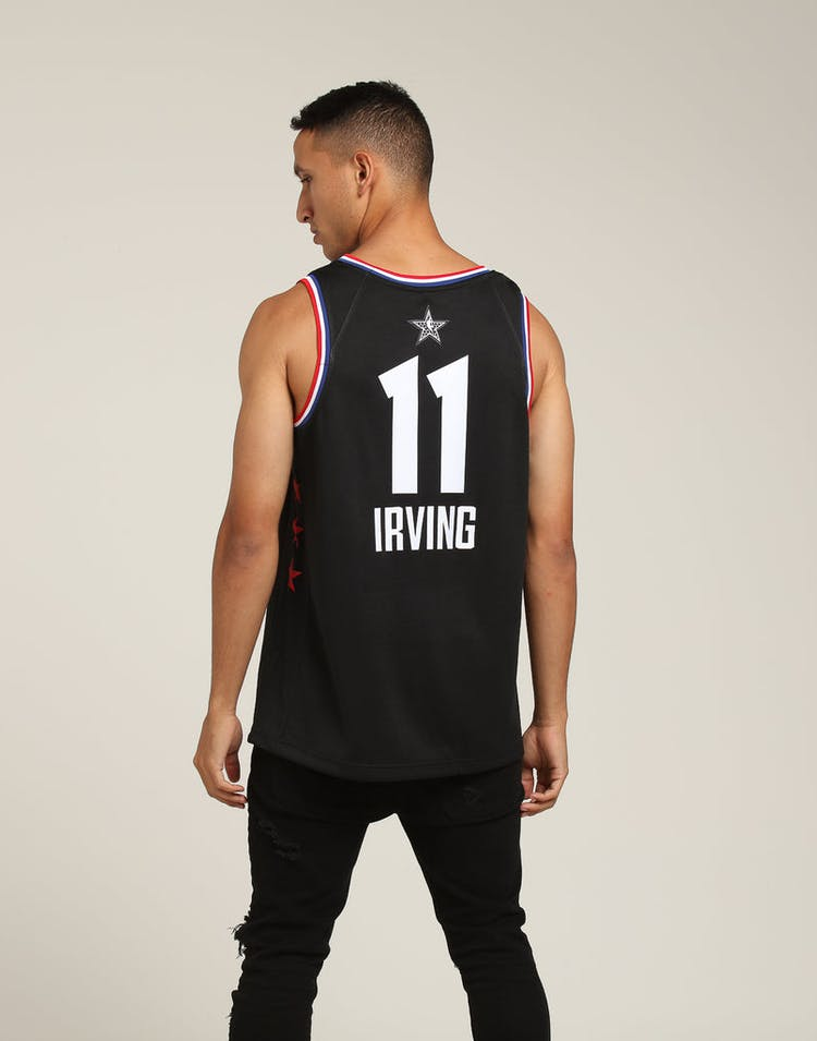 the best attitude 50ac2 76e8f Nike All Star Weekend Boston Celtics Kyrie Irving #11 Swingman NBA Jersey  '19 Black