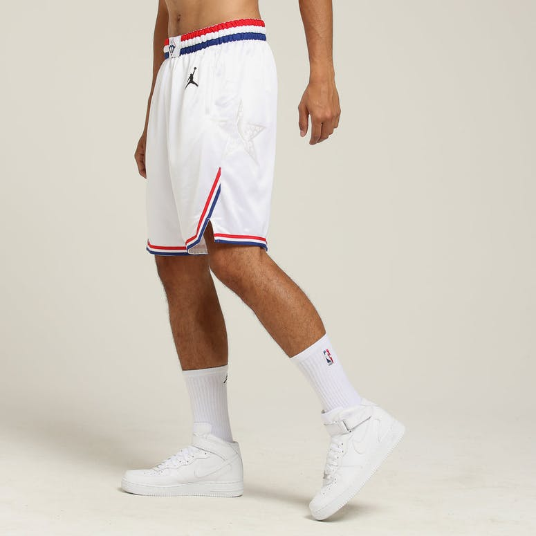 Jordan ASW NBA All-Star Edition Swingman Shorts White