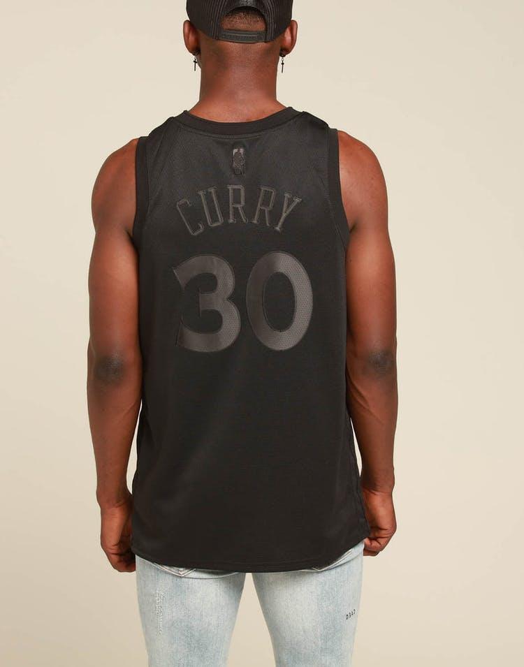 d4a7c99a1c Nike Golden State Warriors Stephen Curry MVP Swingman Black