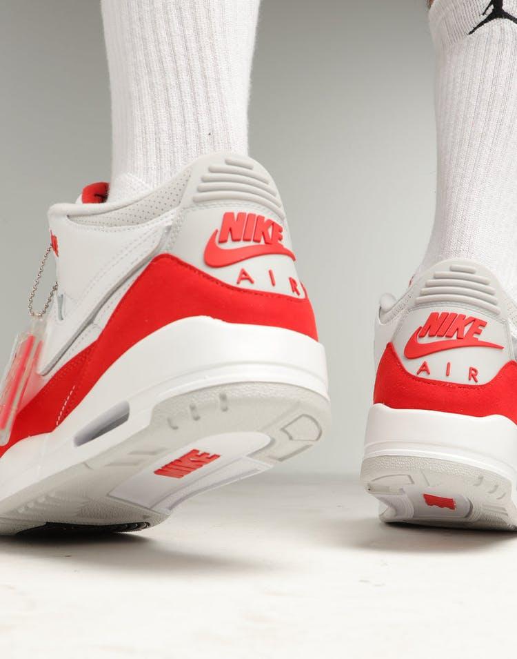 buy popular 24267 02cf0 JORDAN AIR JORDAN 3 RETRO TH SP WHITE RED GREY