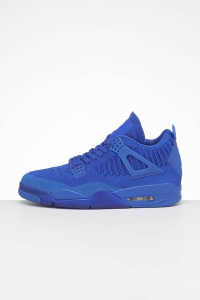 Jordan Air Jordan 4 Retro Flyknit Royal/Black