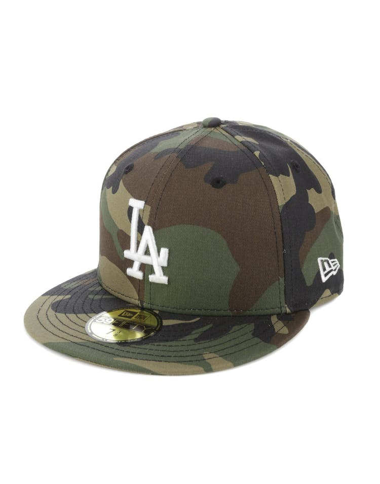size 40 95792 bc587 New Era Los Angeles Dodgers 59FIFTY Team Fitted Camo