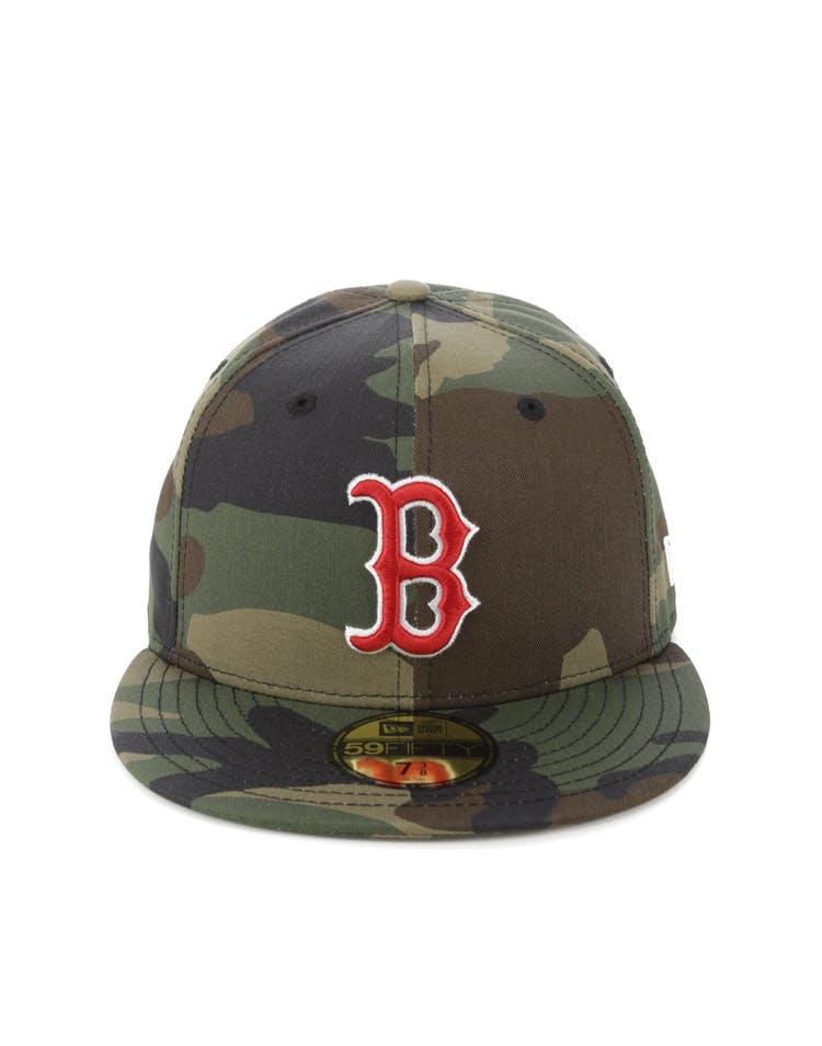 f461e54f0 New Era Boston Red Sox 59FIFTY Team Fitted Camo