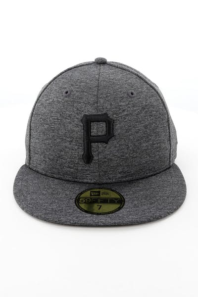 New Era Pittsburgh Pirates 59FIFTY Fitted Graphite
