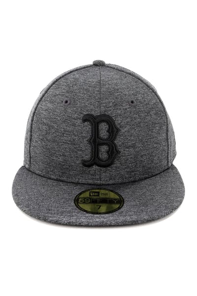 New Era Boston Red Sox 59FIFTY Fitted Graphite