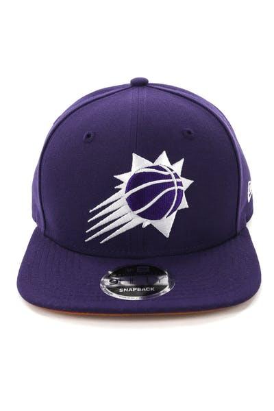 low priced 79fd9 033ab New Era Phoenix Suns 9FIFTY Original Fit Snapback