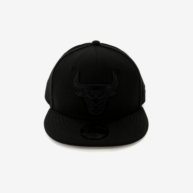 New Era Kids Chicago Bulls 9FIFTY Snapback Black – Culture Kings 9e71c63c333