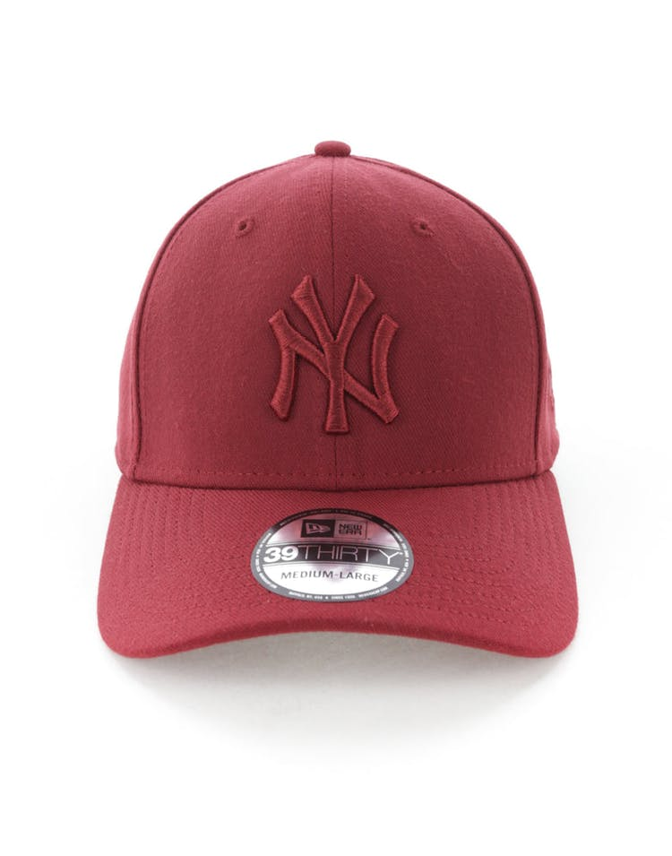 pretty nice ed94d dade3 New Era New York Yankees 3930 Stretch Fitted Cardinal – Culture Kings