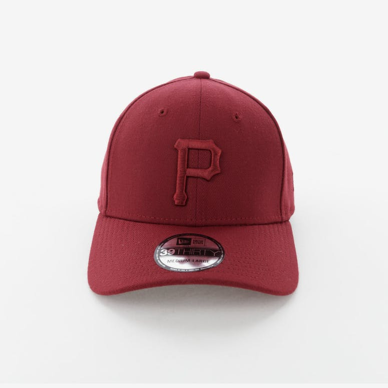 New Era Pittsburgh Pirates 3930 Stretch Fitted Cardinal – Culture Kings 7bef9f90238
