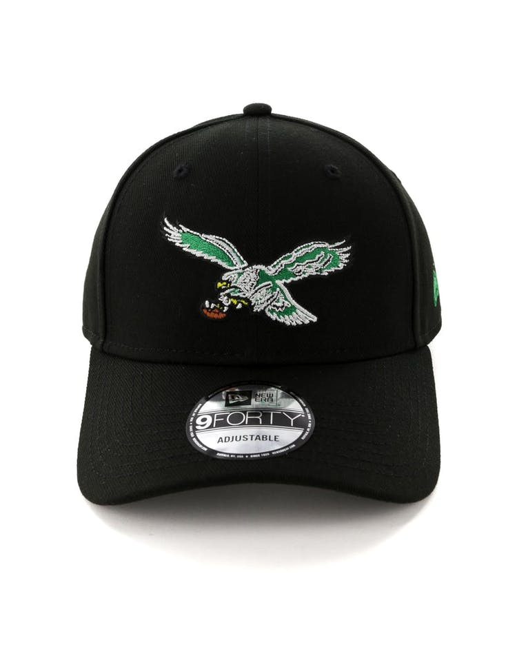 3addb002 New Era Philadelphia Eagles 9FORTY Snapback Black – Culture Kings