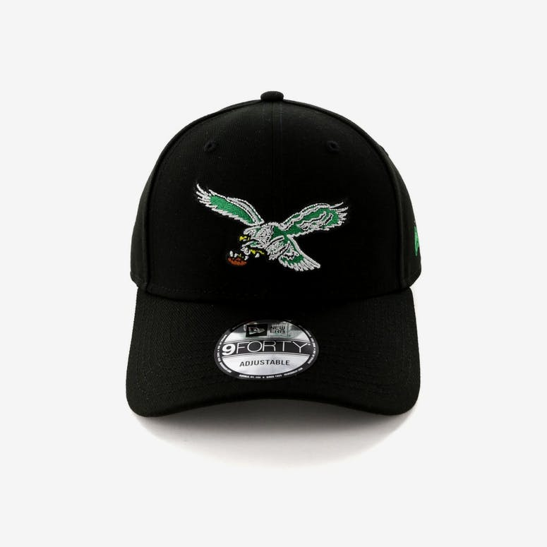 677278edb0a New Era Philadelphia Eagles 9FORTY Snapback Black – Culture Kings