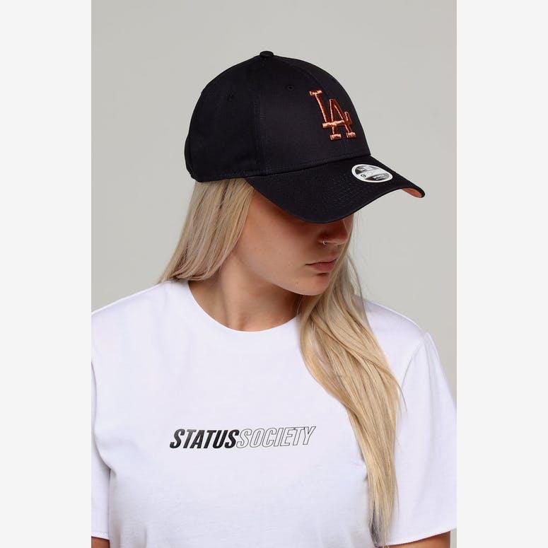 d08a64d6d9c New Era Women s Los Angeles Dodgers 9FORTY CS Strapback Navy – Culture Kings