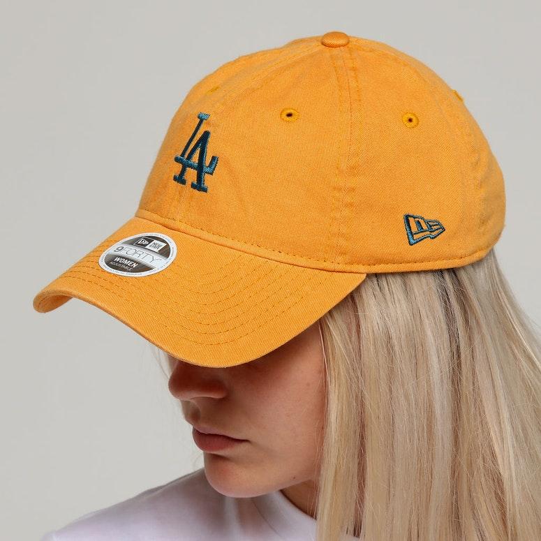 New Era Women's Los Angeles Dodgers 9TWENTY Strapback Mustard