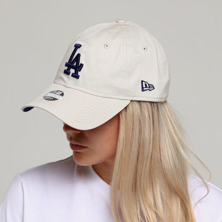 New Era Women's Los Angeles Dodgers 9TWENTY Strapback Stone