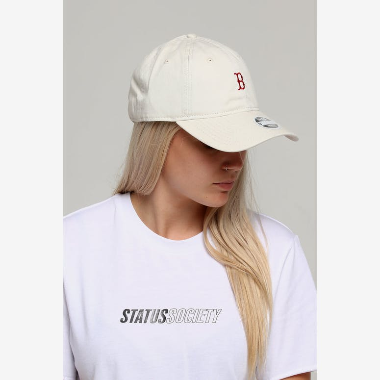 a94913da0df New Era Women s Boston Red Sox 9TWENTY Strapback Ivory – Culture Kings