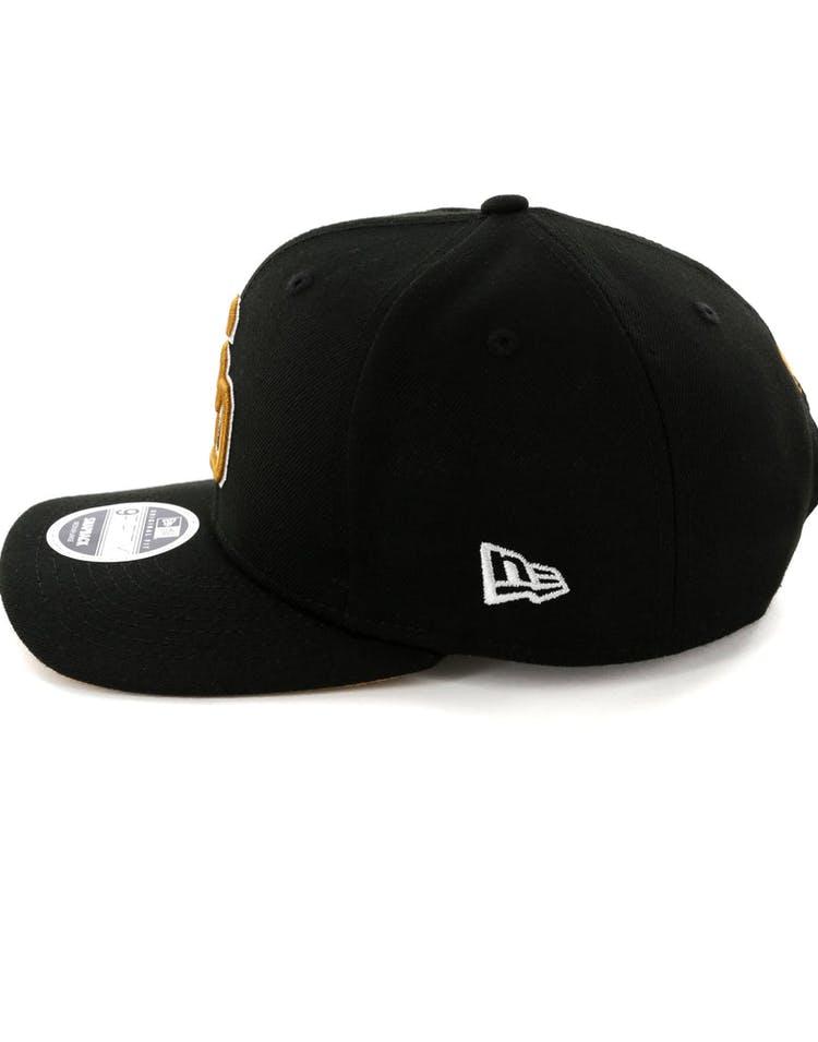 pretty nice 51798 a93cf New Era San Diego Padres 9FIFTY Original Fit Snapback Black
