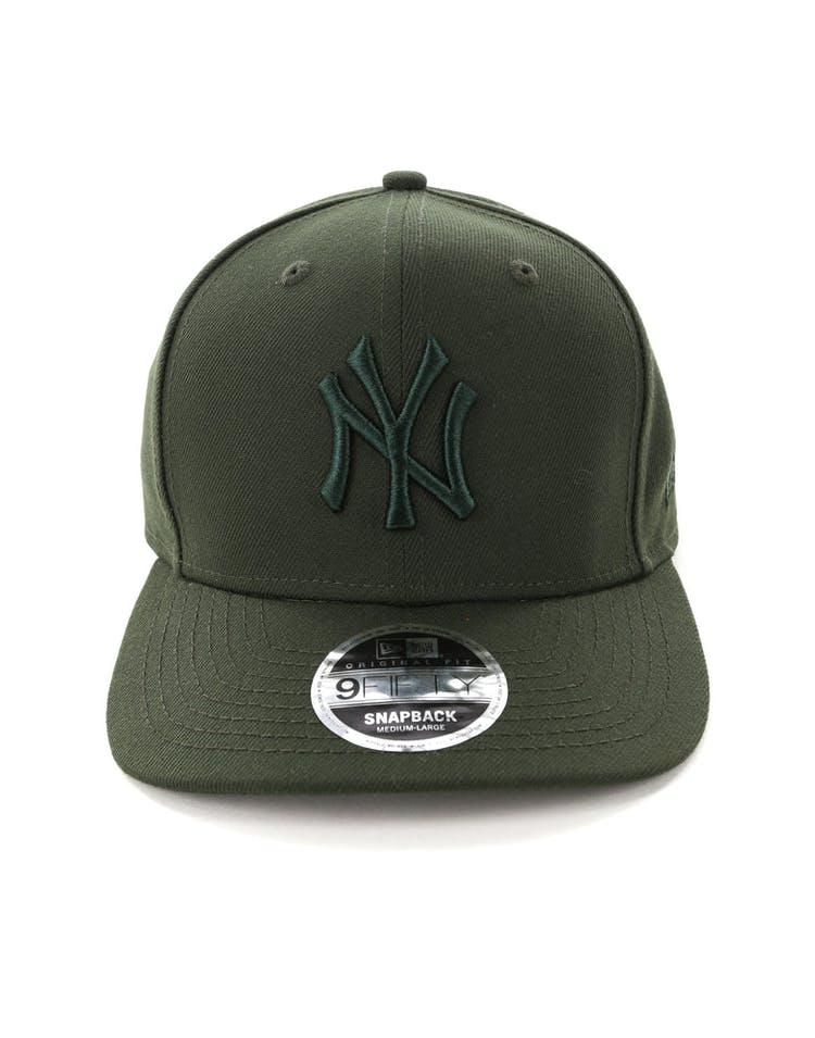 dc012d3b New Era New York Yankees 9Fifty Original Fit Snapback Seaweed ...