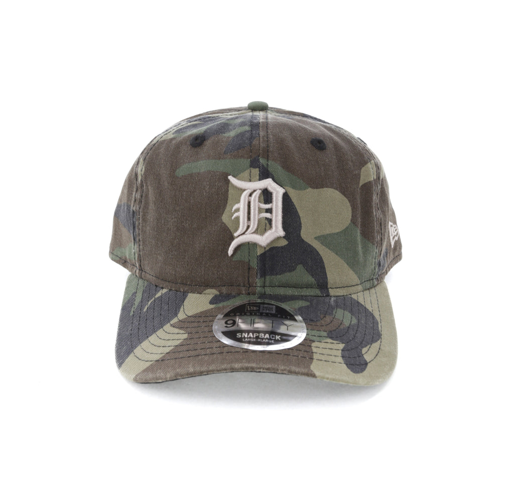 new arrival b0247 e95e1 ... mlb color metal mesh back 9fifty cap a1a1c c7068  greece new era  detroit tigers 9fifty original fit snapback woodland camo 80837 62b1f